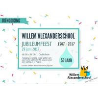 50 jaar Willem Alexanderschool